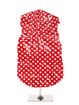 Red Polka Dot PVC Waterproof Raincoat - Our design team did not have to look far for inspiration before they came up with this 1960's inspired high gloss Polka dot raincoat. A walk around Carnaby Street inspired us to produce this rainy day essential available in four colour popping styles. This an authentic retro style that will add a cu...