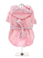 Plush & Fluffy Terry Bathrobe