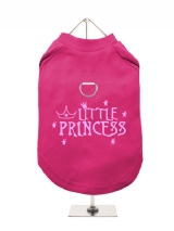 ''Little Princess #2'' Harness-Lined Dog T-Shirt