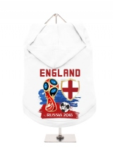 ''World Cup 2018: England'' Dog Hoodie / T-Shirt