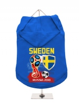 ''World Cup 2018: Sweden'' Dog Hoodie / T-Shirt