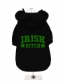 ''St. Patrick: Irish Bitch'' Dog Sweatshirt